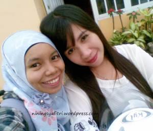 Ning and Bunda Dila