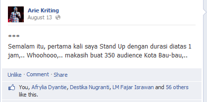 Stand Up Comedy Indonesia Ning Little Ning