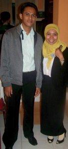 Bersama Bapak Baharudin Adu, M.Pd
