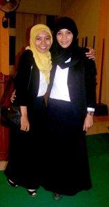 Bersama Siti Rahmalia Natsir, S.Pd.