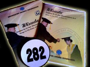 Wisuda Sarjana ke-28 dan Pascasarjana ke-8 Unidayan Baubau