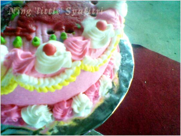 Cake from Tafry and Hikma :)