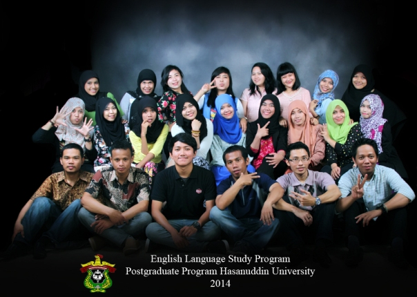 Odd Class of ELS Program Unhas 2014